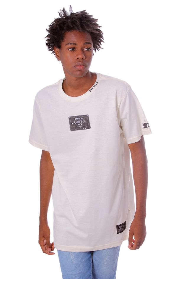 Camiseta-Starter-Estampada-Compton-Tape-Off-White