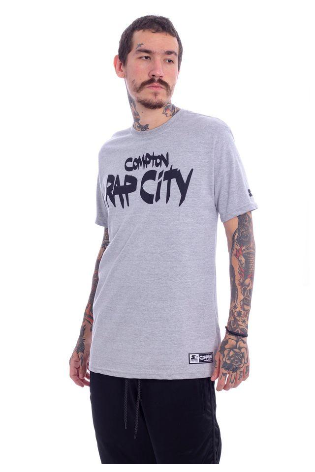 Camiseta-Starter-Estampada-Mescla