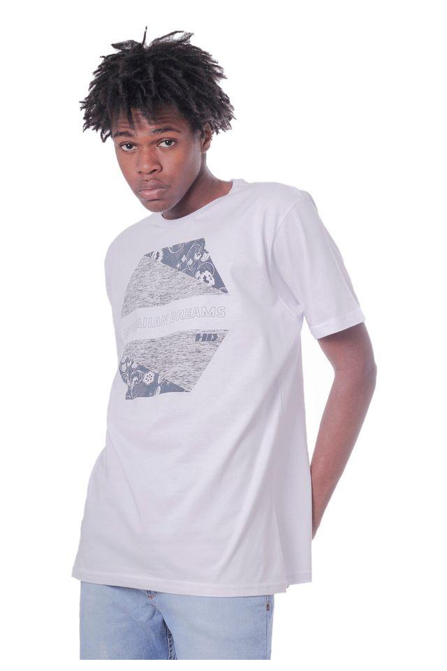 Camiseta-Hawaiian-Dreams-Estampada-Beroque-Branca