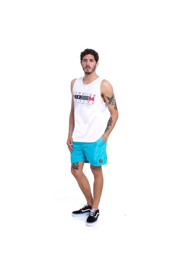 Short-HD-Volley-Azul