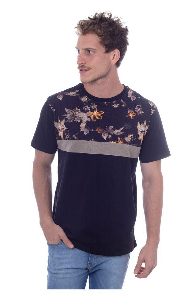 Camiseta-Hawaiian-Dreams-Especial-Preta
