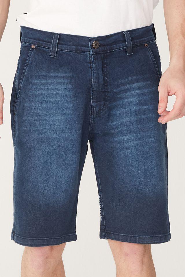 Bermuda-Onbongo-Jeans-Slim-Confort-Azul