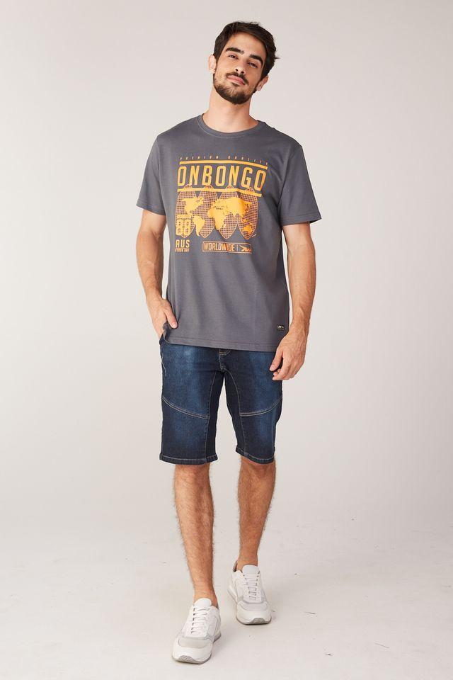Camiseta-Onbongo-Estampada-Cinza-Escuro