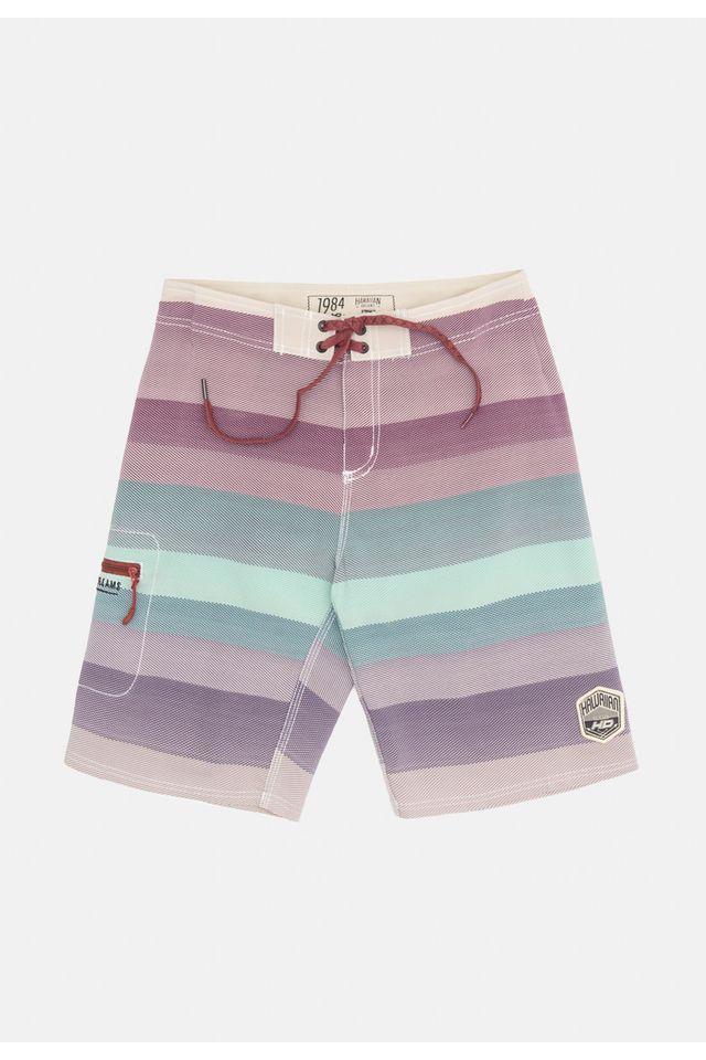 Boardshort-HD-Juvenil-Culture-Marrom
