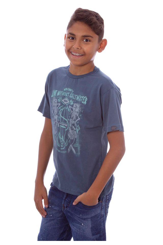 Camiseta-Hawaiian-Dreams-Juv-Mermaid-S-Hell-Branca