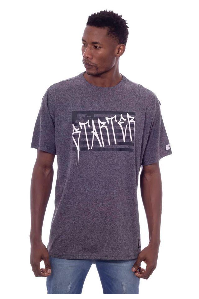 Camiseta-Starter-Estampada-CInza-
