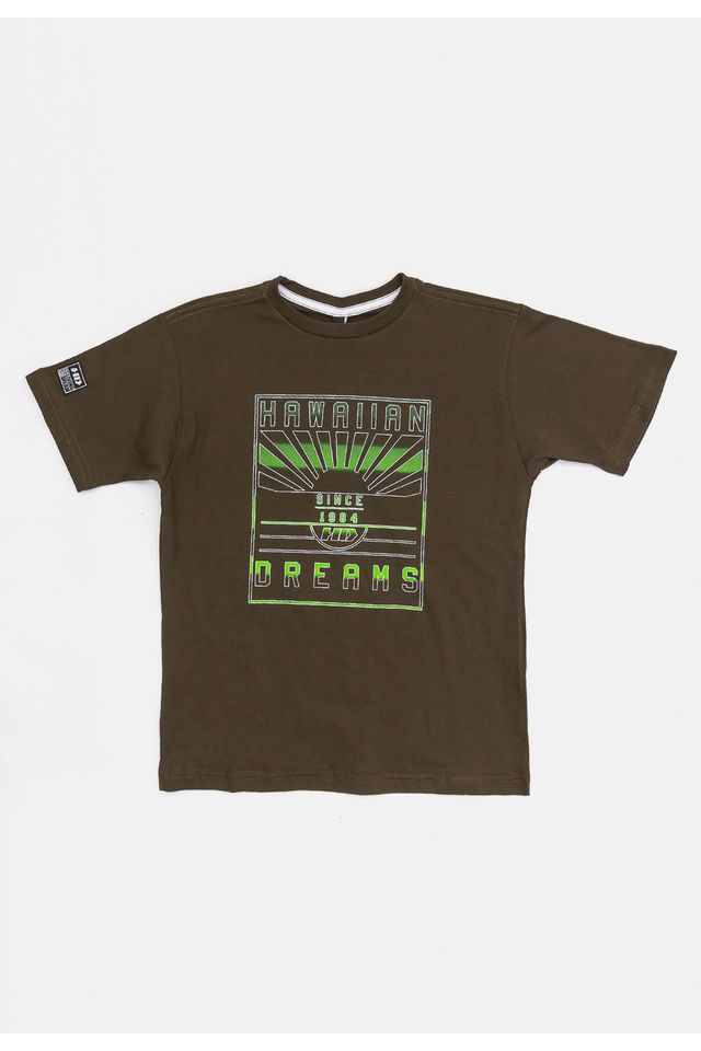 Camiseta-HD-Juvenil-Estampada-Verde-Musgo