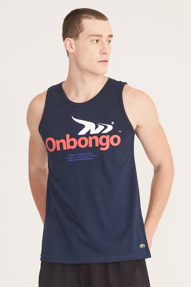 Regata-Onbongo-Estampada-Azul-Marinho
