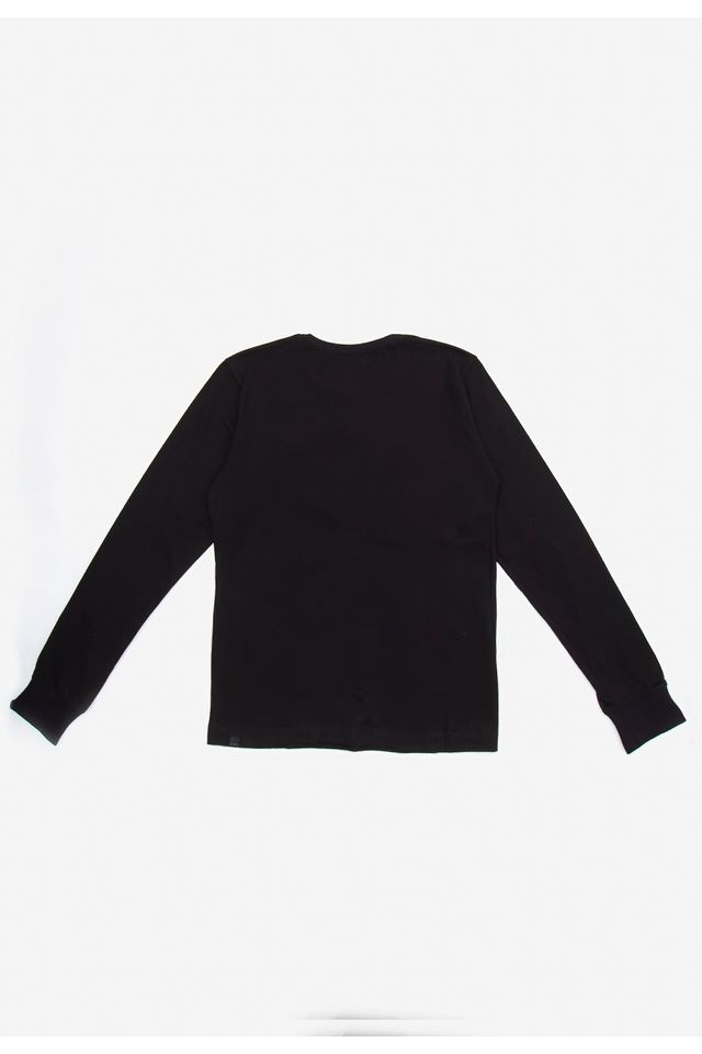 Camiseta-Oneill-Juvenil-Manga-Longa-Estampada-Preta