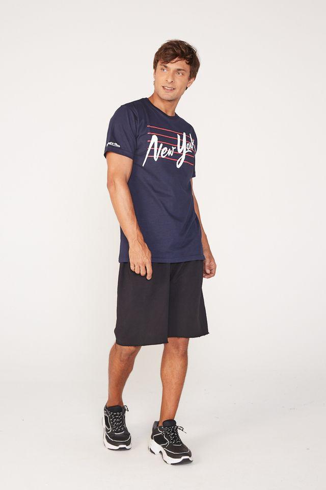 Camiseta-Mitchell---Ness-Estampada-MLS-Cursive-Azul-Marinho
