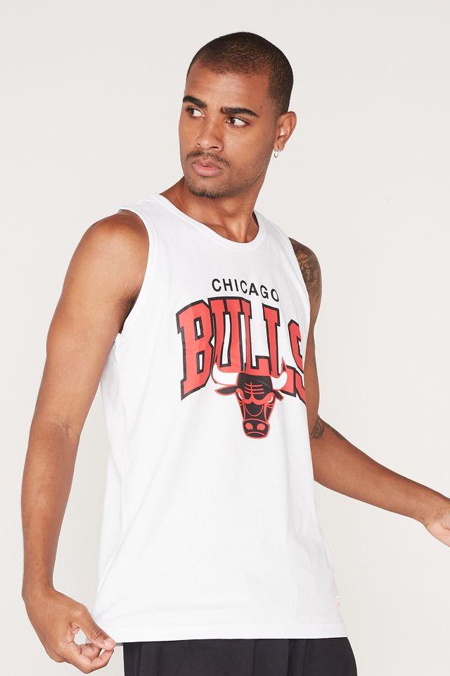 Regata-Mitchell---Ness-Estampada-Chicago-Bulls-Branca