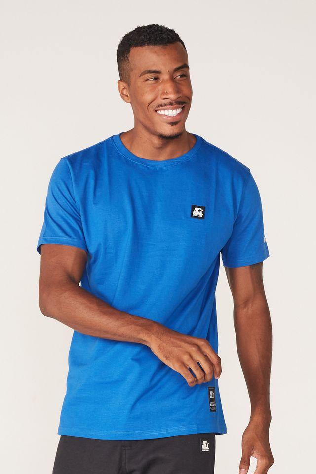 Camiseta-Starter-Basic-Azul