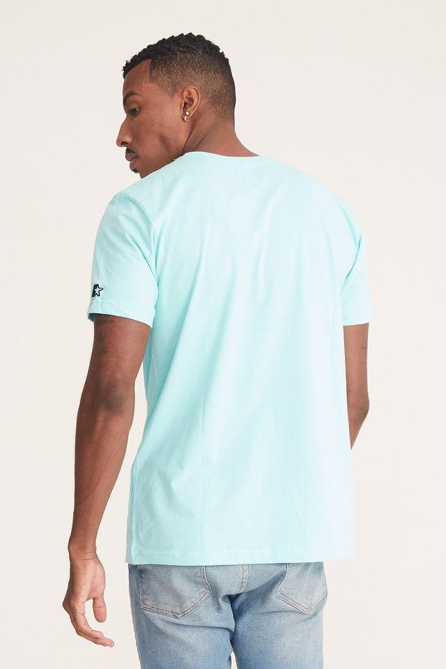 Camiseta-Starter-Estampada-Black-Label-Verde
