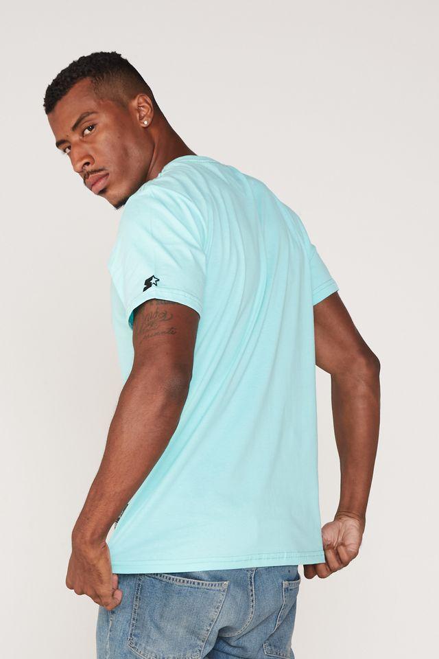 Camiseta-Starter-Estampada-Verde-Agua