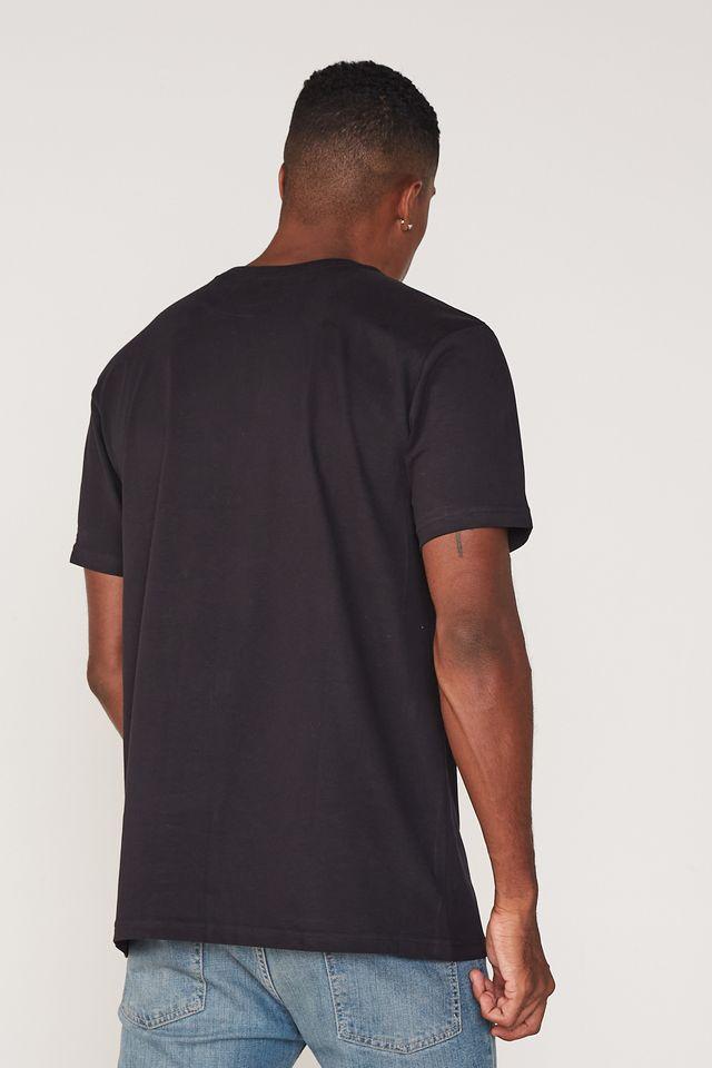 Camiseta-Starter-Estampada-Mente-Aberta-Preta