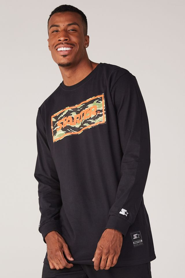 Camiseta-Starter-Manga-Longa-Camu-Box-Preta