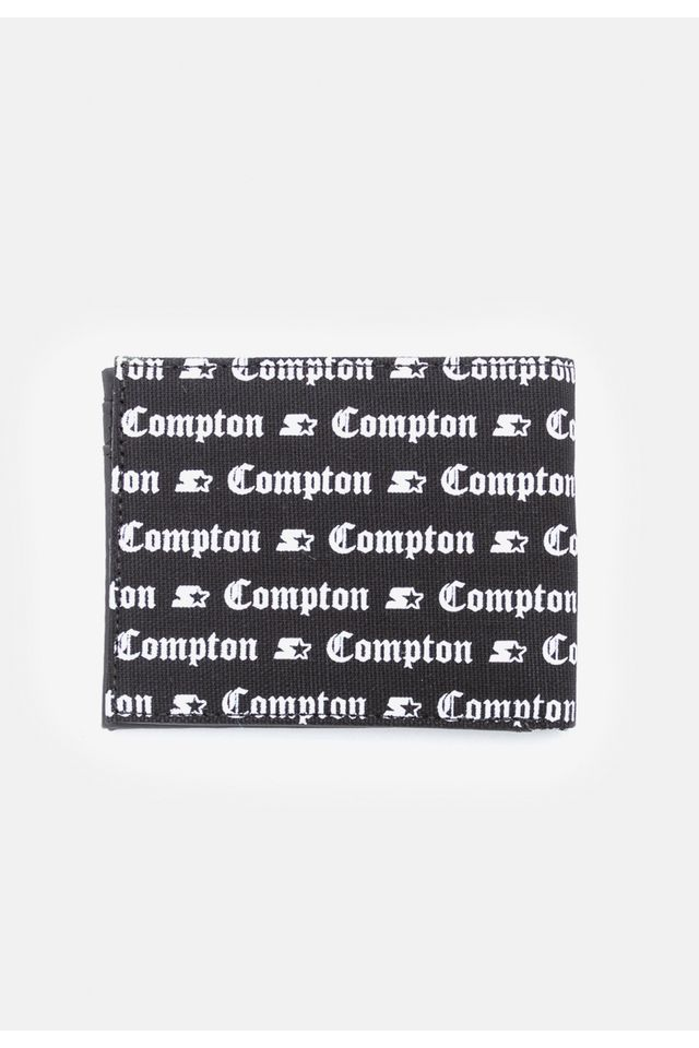 Carteira-Starter-Compton-Preta