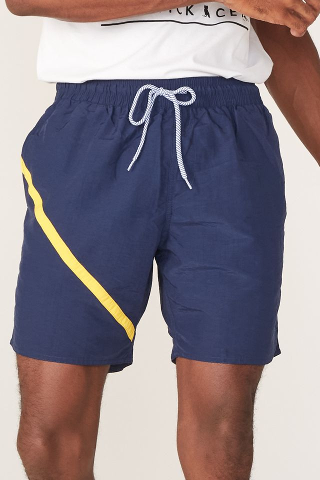 Shorts-Starter-Collab-Sneakersbr-Azul-Marinho