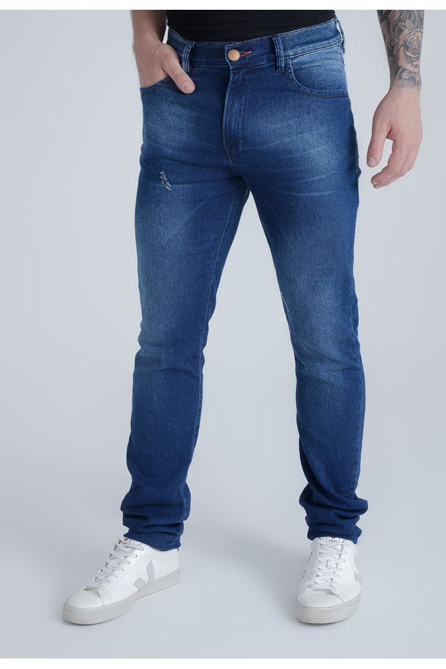 Calca-Jeans-HD-Confort-Fit-Azul
