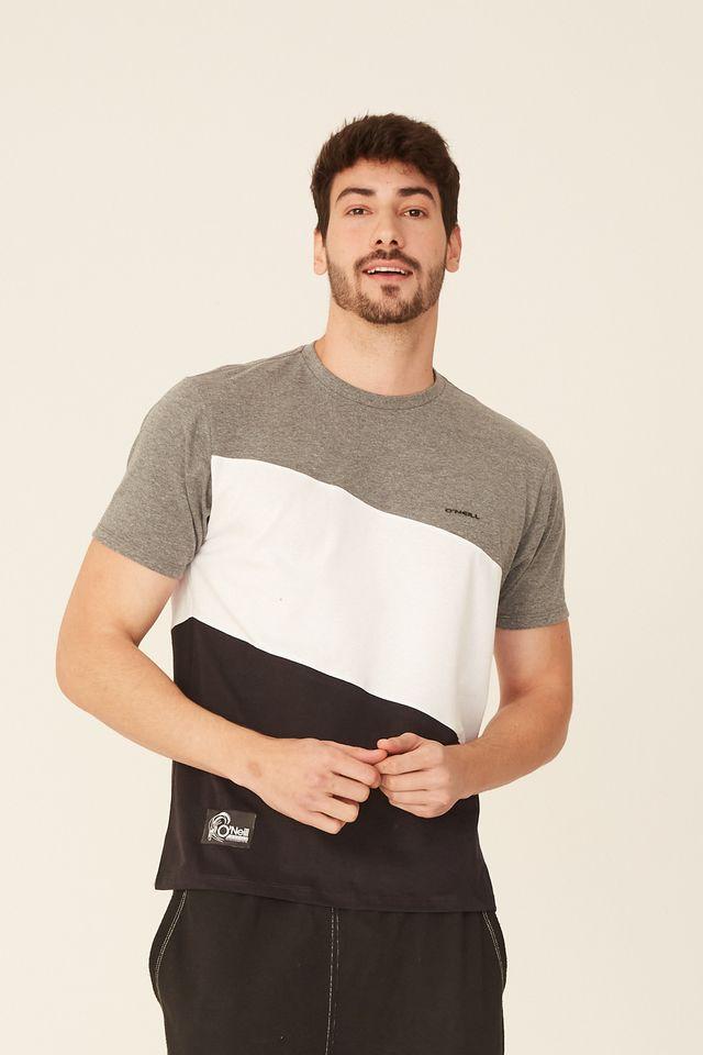 Camiseta-Oneill-Especial-Cinza