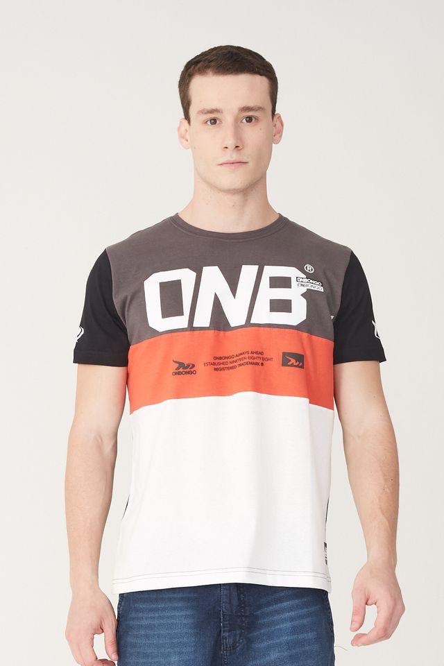 Camiseta-Onbongo-Especial-Cinza-Escuro