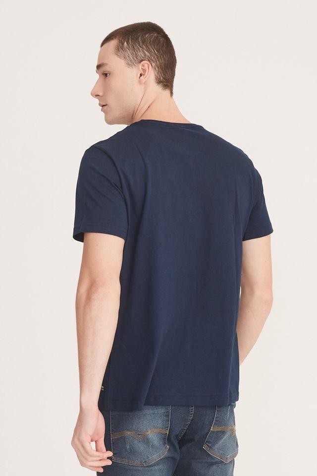 Camiseta-Onbongo-Estampada-Azul-Marinho