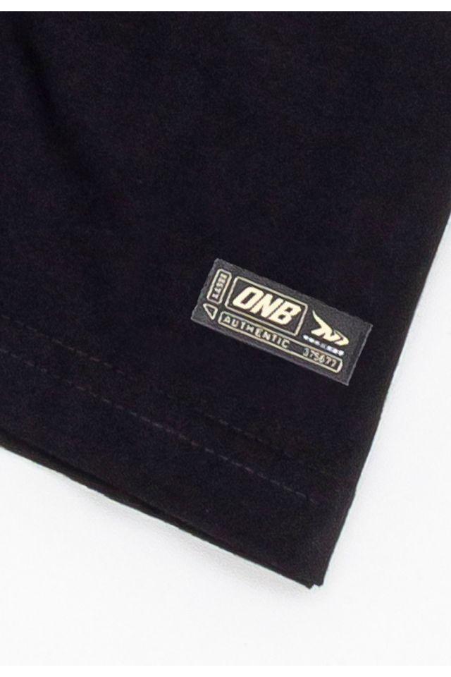 Camiseta-Onbongo-Juvenil-Estampada-Preta
