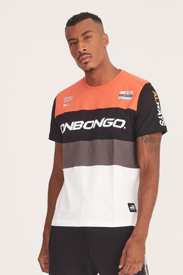 Camiseta-Onbongo-Especial-Laranja