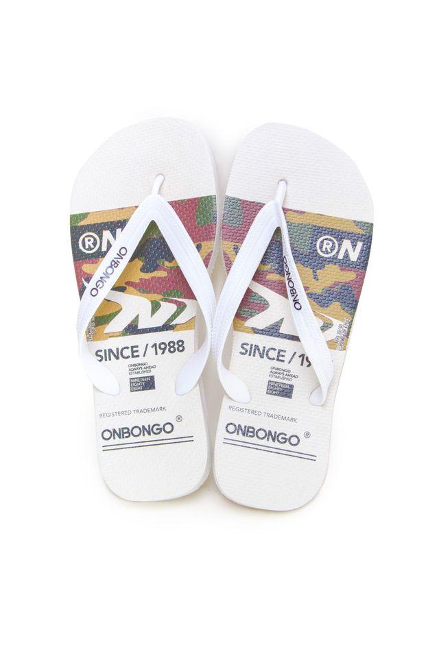 Chinelo-Onbongo-Flip-Flop-Branco