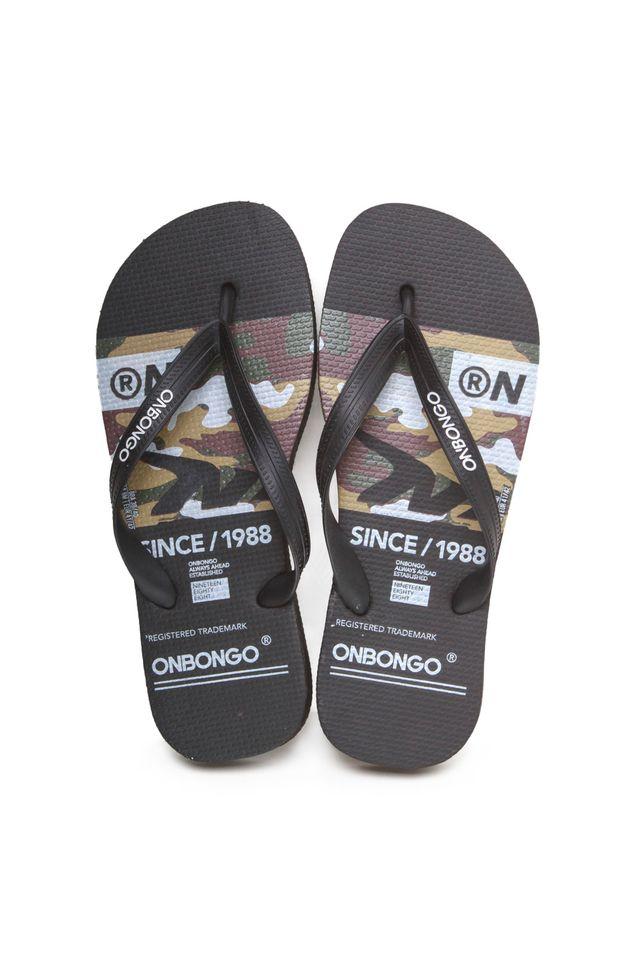 Chinelo-Onbongo-Flip-Flop-Preto