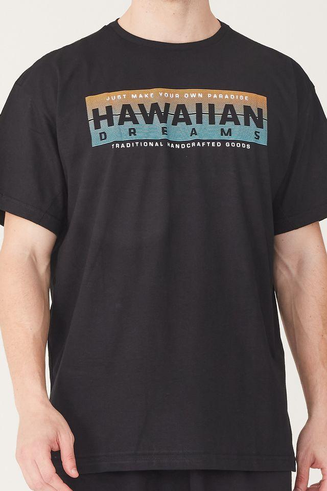 Camiseta-HD-Plus-Size-Estampada-Preta