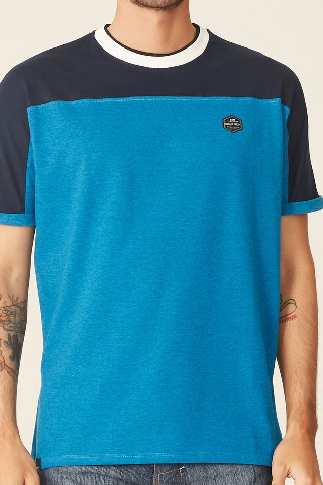 Camiseta-HD-Especial-Azul-Mescla