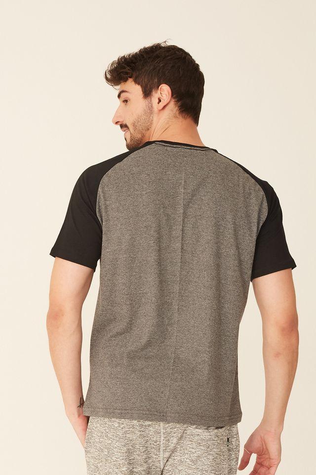 Camiseta-HD-Raglan-Estampada-Cinza-Mescla