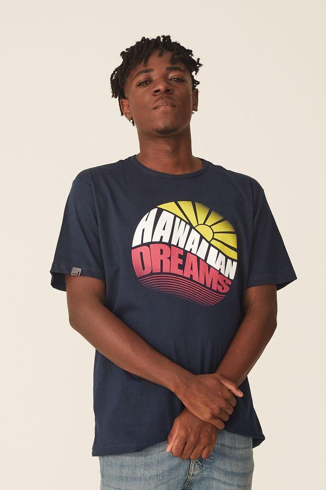 Camiseta-HD-Estampada-Azul-Marinho