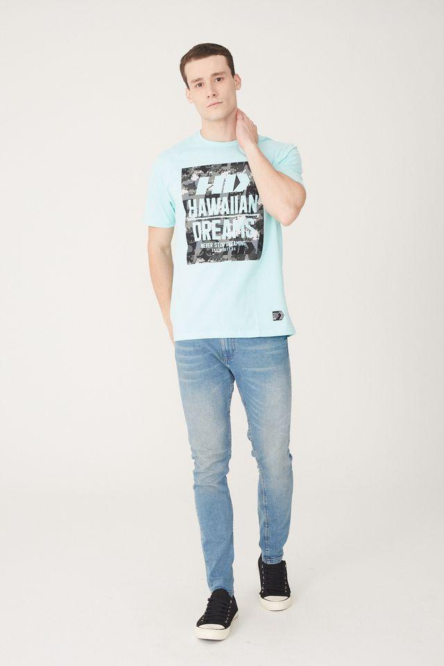 Camiseta-HD-Estampada-Verde-Agua
