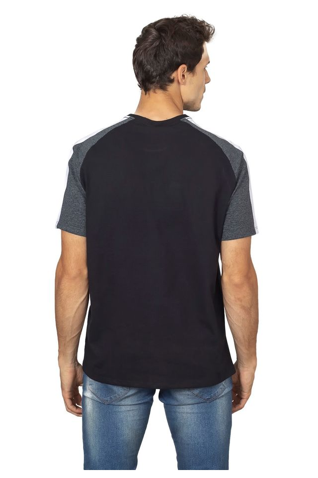 Camiseta-HD-Especial-Raglan-Preta