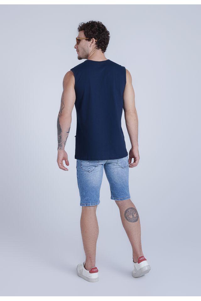 Regata-HD-Estampada-Texture-Block-Azul-Marinho