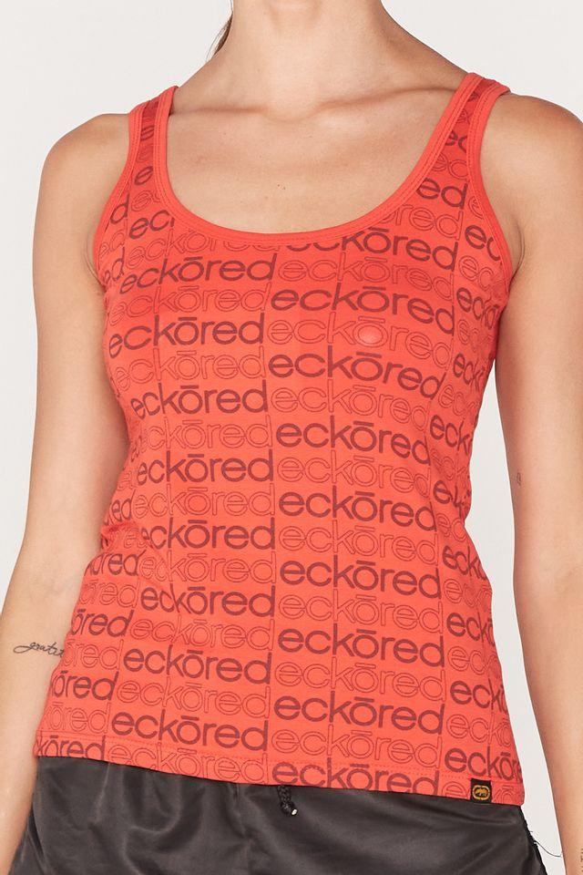 Regata-Ecko-Feminina-Estampada-Vermelha