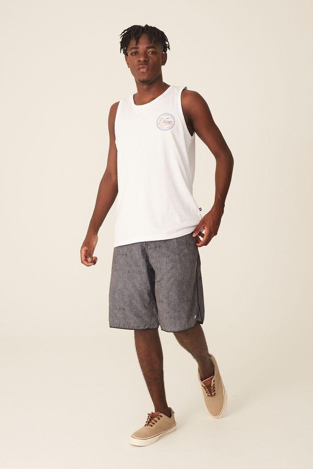 Boardshort-HD-Plus-Size-Texture-Cinza