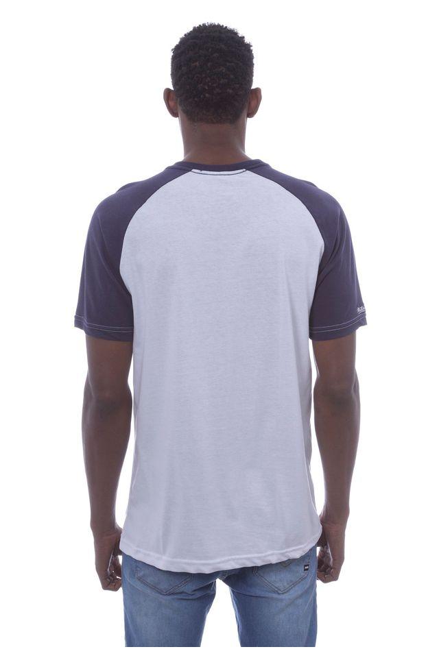 Camiseta-Mitchell---Ness-Raglan-Estampada-Branding-Branca