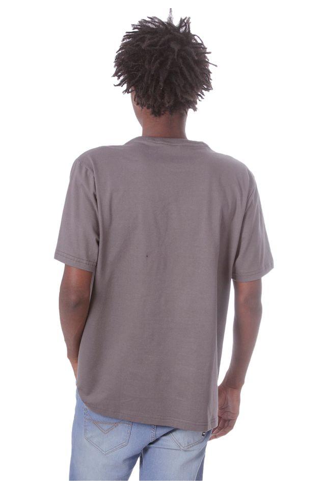 Camiseta-Oneill-Estampada-Cinza-Escuro