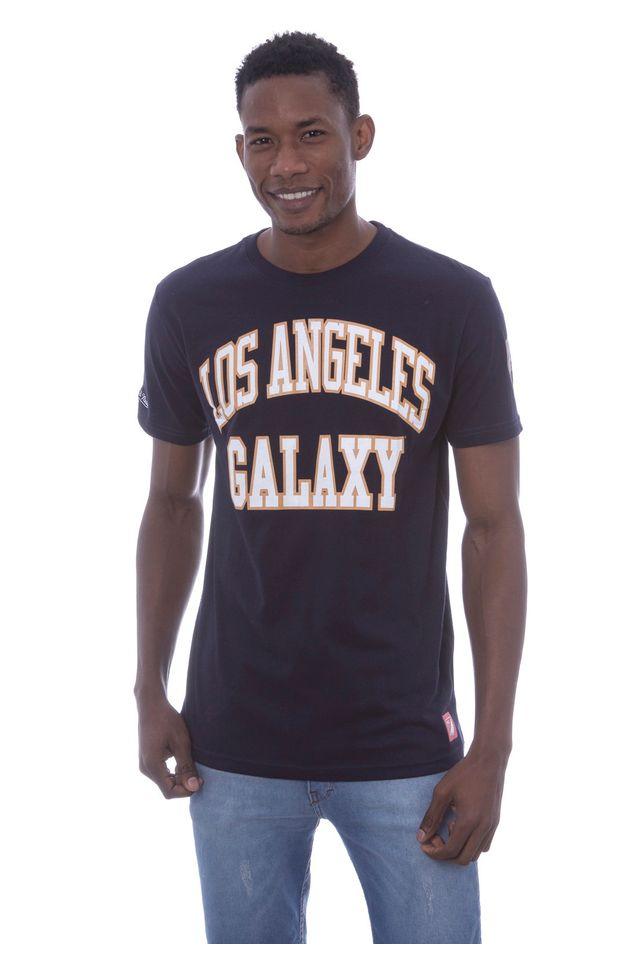 Camiseta-Mitchell---Ness-Major-League-Soccer-Los-Angeles-Galaxy-Azul-Marinho