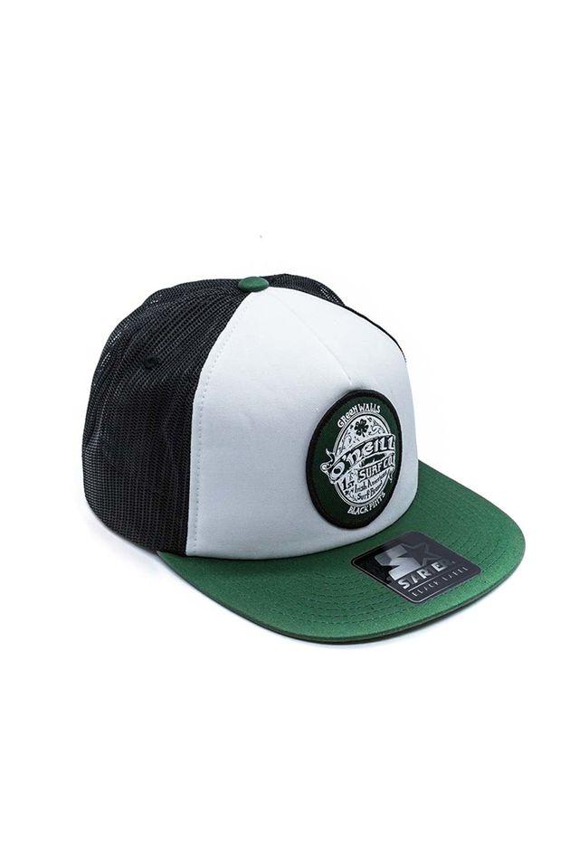 Bone-Oneill-Aba-Reta-Snapback-Trucker-Green-Walls-Verde