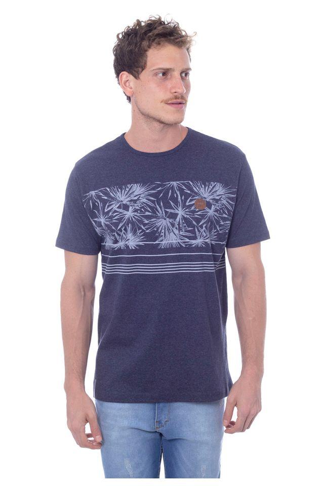 Camiseta-HD-Especial-Estampada-Azul-Mescla