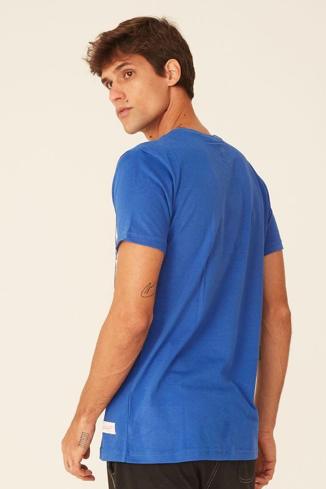 Camiseta-Mitchell---Ness-Estampada-Scribble-Fill-Golden-State-Warriors-Azul