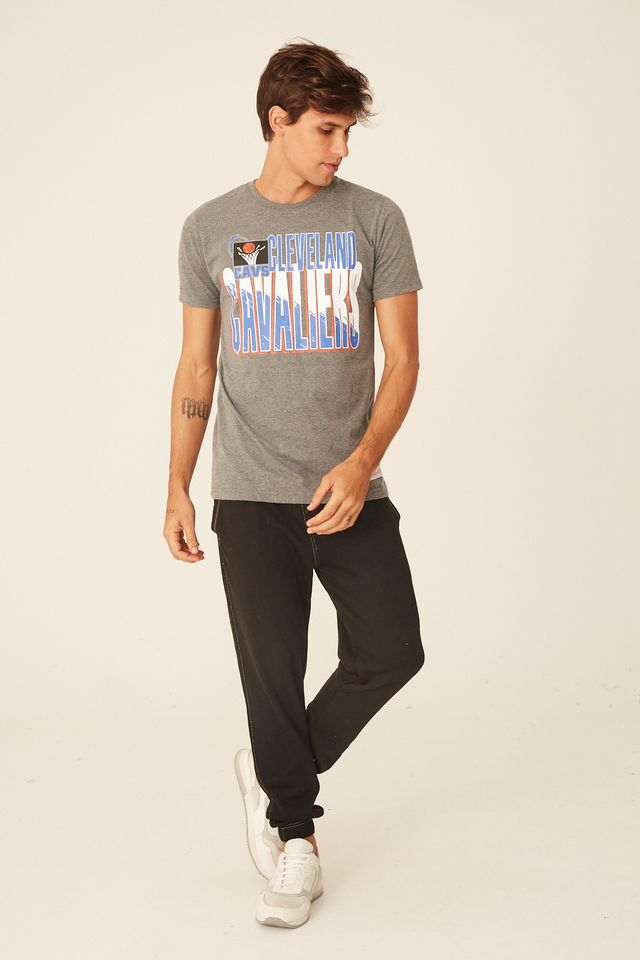 Camiseta-Mitchell---Ness-Estampada-Scribble-Fill-Cleveland-Cavaliers-Cinza
