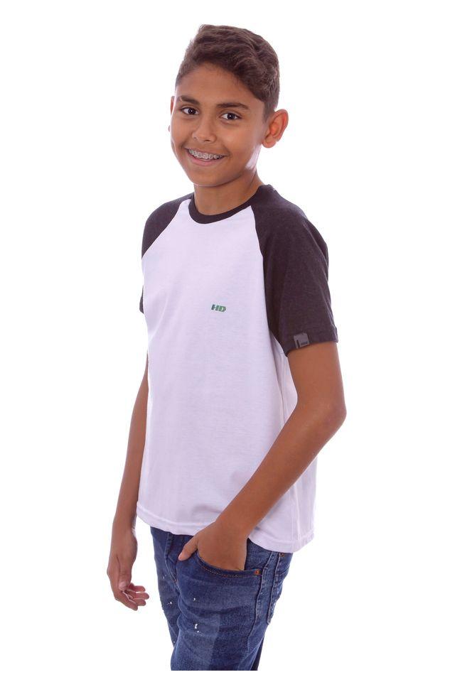 Camiseta-HD-Juvenil-Raglan-Estampada-Minimal-Branca