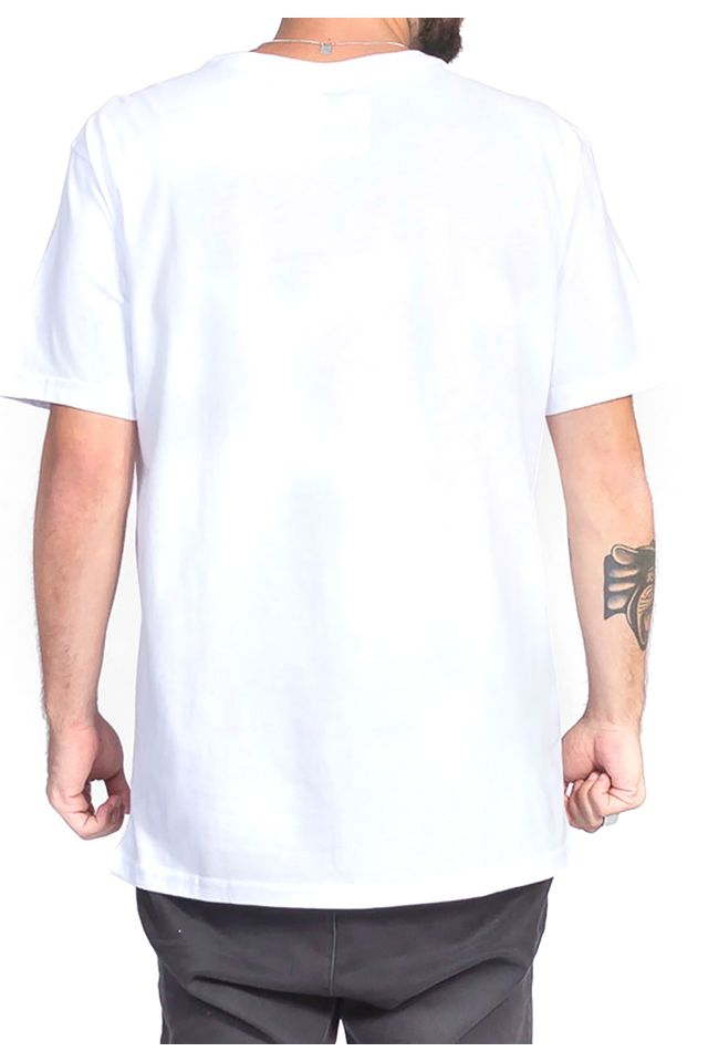 Camiseta-Starter-Estampada-Detective-Collab-Snoopy-Charlie-Brown-Branca