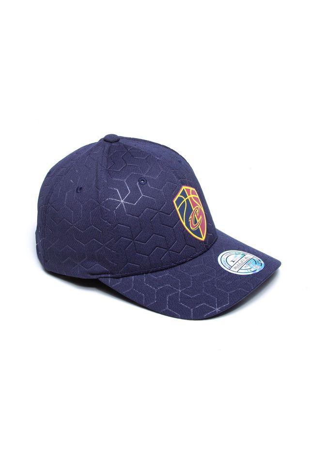Bone-Mitchell---Ness-NBA-Aba-Curva-Snapback-Cleveland-Cavaliers-Azul