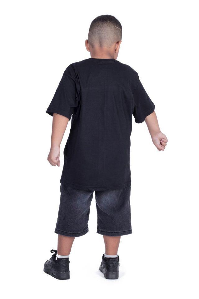 Camiseta-HD-Juvenil-Estampada-Retro-Preta